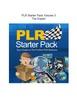 PLR Starter Pack Volume 3 - The Expert (Part of a set of 3)