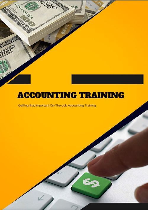 Product picture Accounting-Training