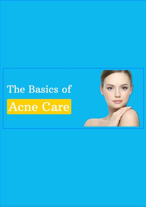 Product picture The Basic of Acne Care